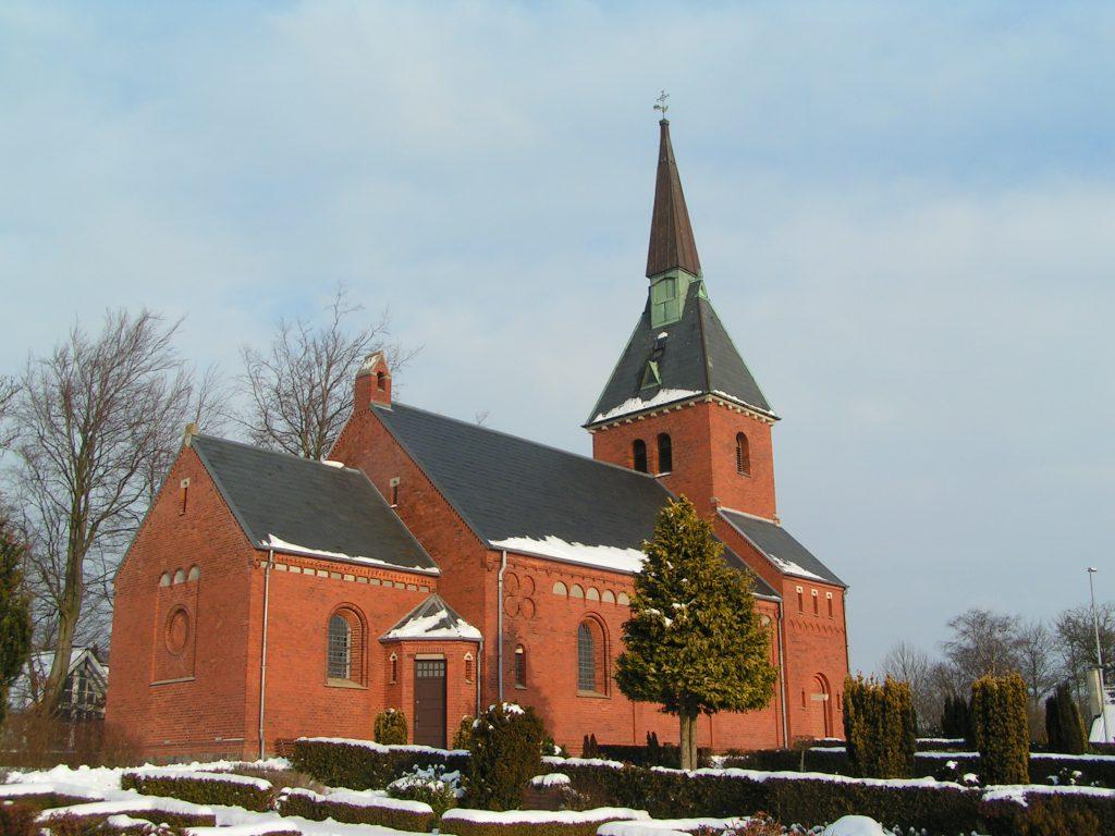 Ravnebjerg Kirke januar 2010