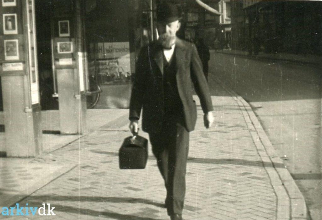 Rasmus Skovsgaard som ældre