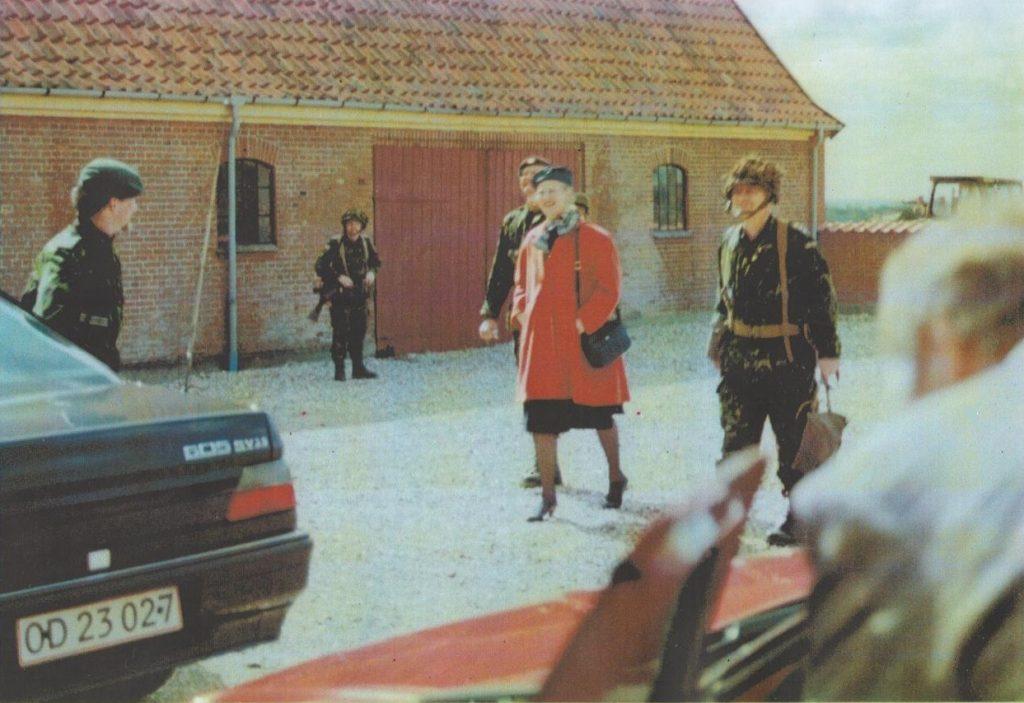 Dronningen på Lykkenslund