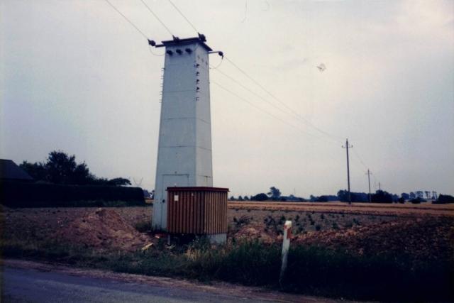 Transformator i Højme